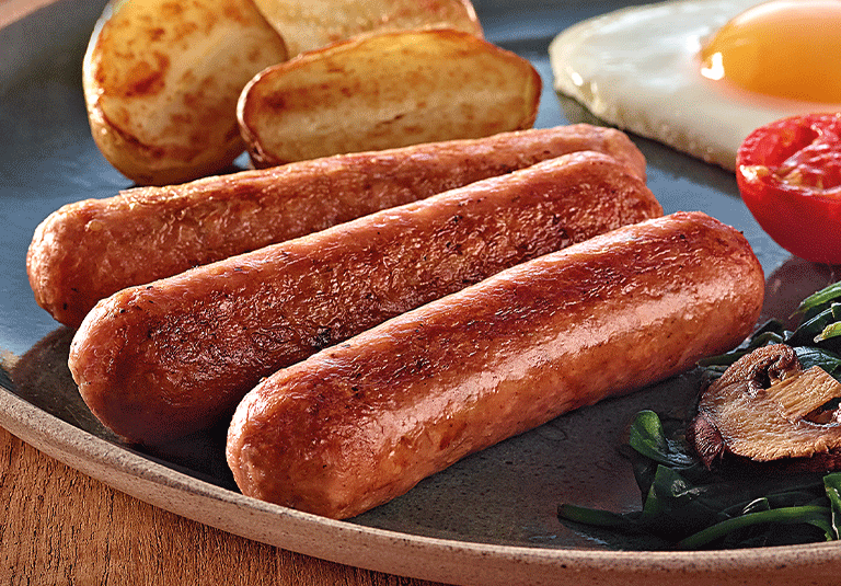 NEW Denny Meat Free Sausages