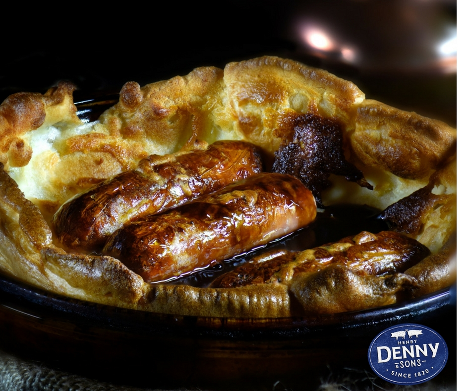 Denny's Toad in the Hole